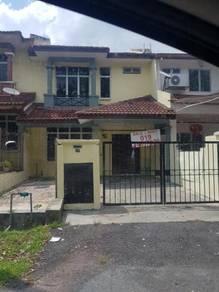 2 storey house , jalan sayang 5 , batu 9