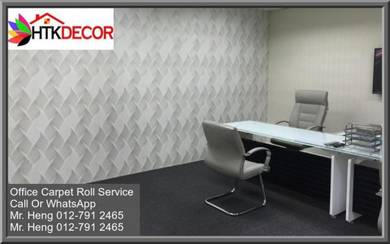 Office Carpet Roll with Expert Installation N2PN