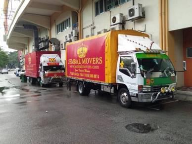 Lori Sewa pindah rumah Selangor Kuala Lumpur
