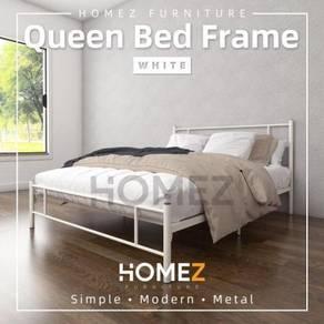Jhr - Queen Bed Frame (katil kelamin)