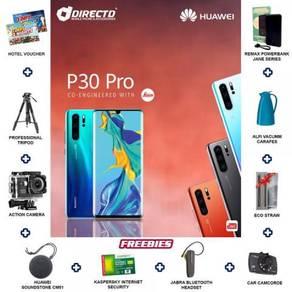 HUAWEI P30 PRO (8GB/256GB)Promosi HEBAT  10 HADIAH