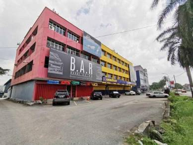 [GOOD INVEST] Facing Main Road 4 Storey Shop Klang Jalan Kapar