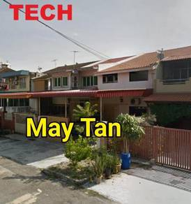 Butterworth House Below Market Value Near Sungai Nyior Toll Town Area