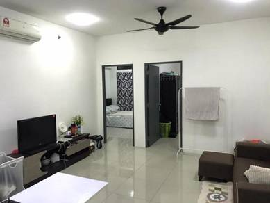 F/Furnished, 2CP, Washer Dryer, Heater - Shah Alam, Subang, SEL