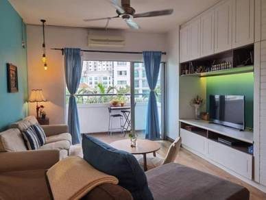 Perdana Emerald Condo [ Fully Furnished !! ] At Damansara Perdana, PJ