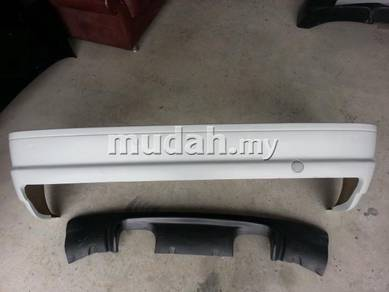 Rear Bumper BMW E46 M3 CSL