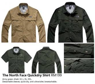 The North Face Quickdry Convertible Shirt