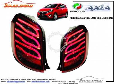 Perodua Axia LED Light Bar Tail Lamp C Class