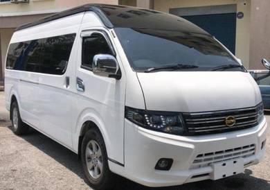 BK Cergas 3.0 (M) 6 Speed - 18 Seat Window Van
