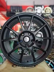 Rim 17 inch TC 105N Matte Black Ori