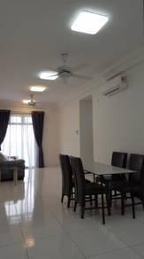 3 bedrooms PLATINO PARADIGM MALL Skudai (High Floor facing Pool)