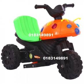 Motor Kanan Kids Rechargeable Tricycle Scooter E