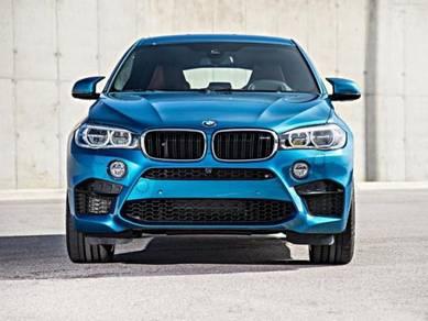 BMW F16 X6 M Bodykit / X6 m conversion
