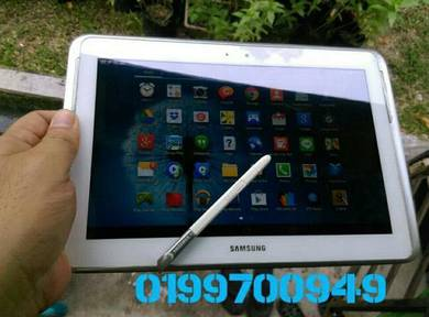 Use samsung Note 10.1