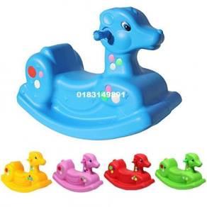 Mainan Kuda Kanan Baby Rocking Horse Toy (A)