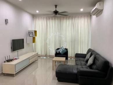 [Move in Renovated] Cascadia Townhouse Lake Vista Tasik Prima Puchong