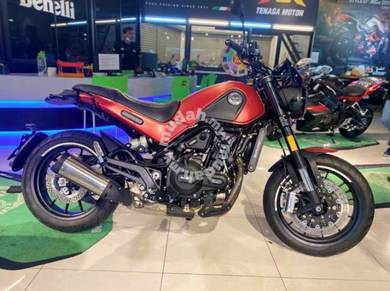 2020 Benelli Leoncino500 Lowest Monthly Payment