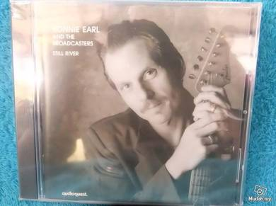 Ronnie earl & the broadcasters still river cd