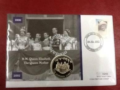 H.R. Queen Elizabeth