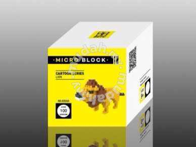 BOYU mini block toys - cartoon series - Lion