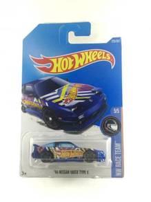 Hotwheels Nissan 180SX Type X '96 #5 HW Racing