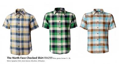 The North Face Checked Shirt