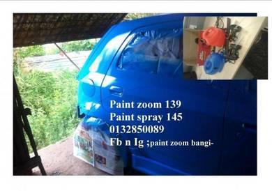 Paint zoom spray paint zoom set cooper