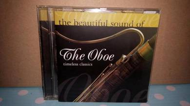 CD The Beautiful Sound Of The Oboe