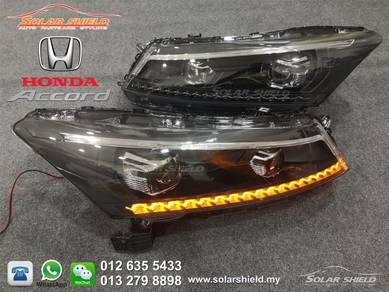Honda Accord 2008 2012 Projector Head Lamp