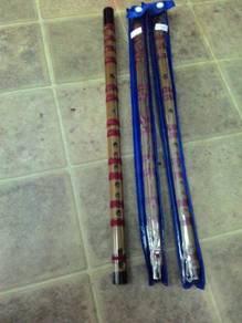 Seruling Buluh/Bamboo Flute. Key D