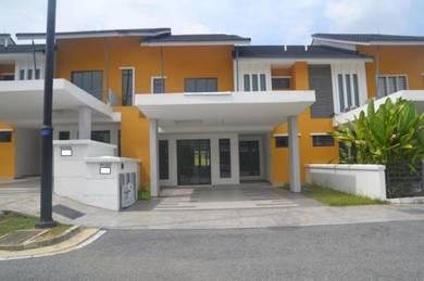 Double storey precinct 11, putrajaya for sale