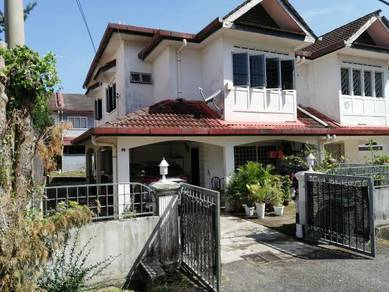 Freehold Non Bumi Double Storey Semi D at Senawang For Sale!!