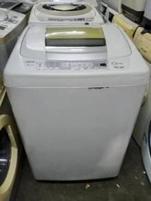 Toshiba 10.0 kg mesin basuh automatik w/machine