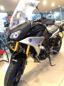 Yamaha Tracer 900 GT Free Gift voucher RM 3000