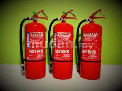 Fire Extinguisher with Bomba Cert. Pemadam API 6kg