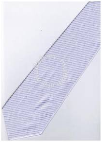 PP2 Purple Solid Formal Neck Tie
