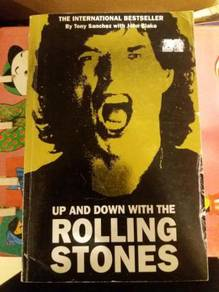 The Rolling stones book story up and down