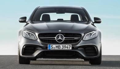 Mercedes benz W213 E63 Bodykit AMG E63