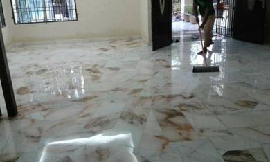 Polishing Marble And Parquet