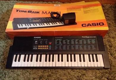 Casio Tone Bank MA-101