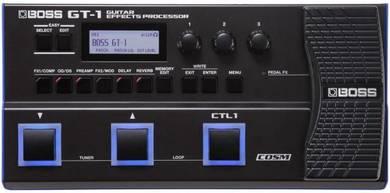 Boss GT-1 gt1 Guitar Effects Processor