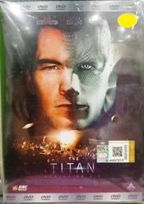 DVD English Movie The Titan Sam Worthington