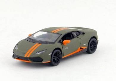 1/36 Lamborghini Huracan LP610-4 Avio Matte Green