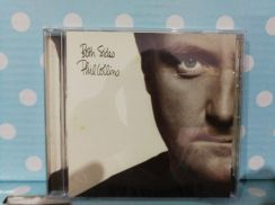 CD Phil Collins - Both Sides