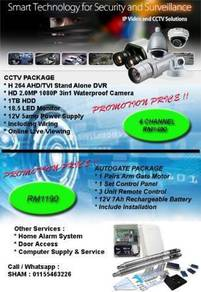 Ipoh CCTV Promotion