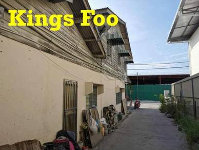 Batu maung, WareHouse / Light Industrial Factory for SALE(Cheapest)