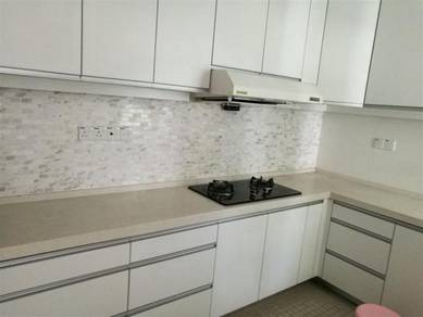 Ixora Height FURNISHED 70% NEAR Pantai Hospital FTZ Airport Queensbay