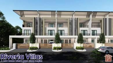 3 Storey Terrace Link House | Taman Riveria | Penampang | Kepayan |