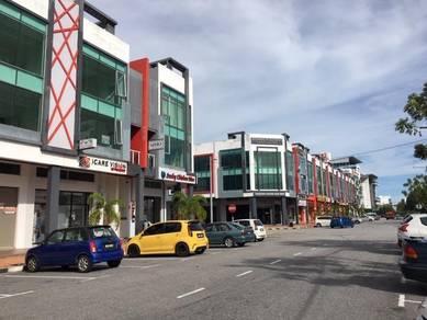 FACING MAIN ROAD ,Office Taman Kota Laksamana Jaya Melaka