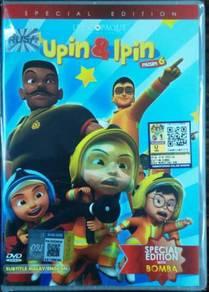 DVD UPIN Dan IPIN Musim 6 Special Edition Bomba